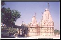 Picture of Shri Mahudi Teerth